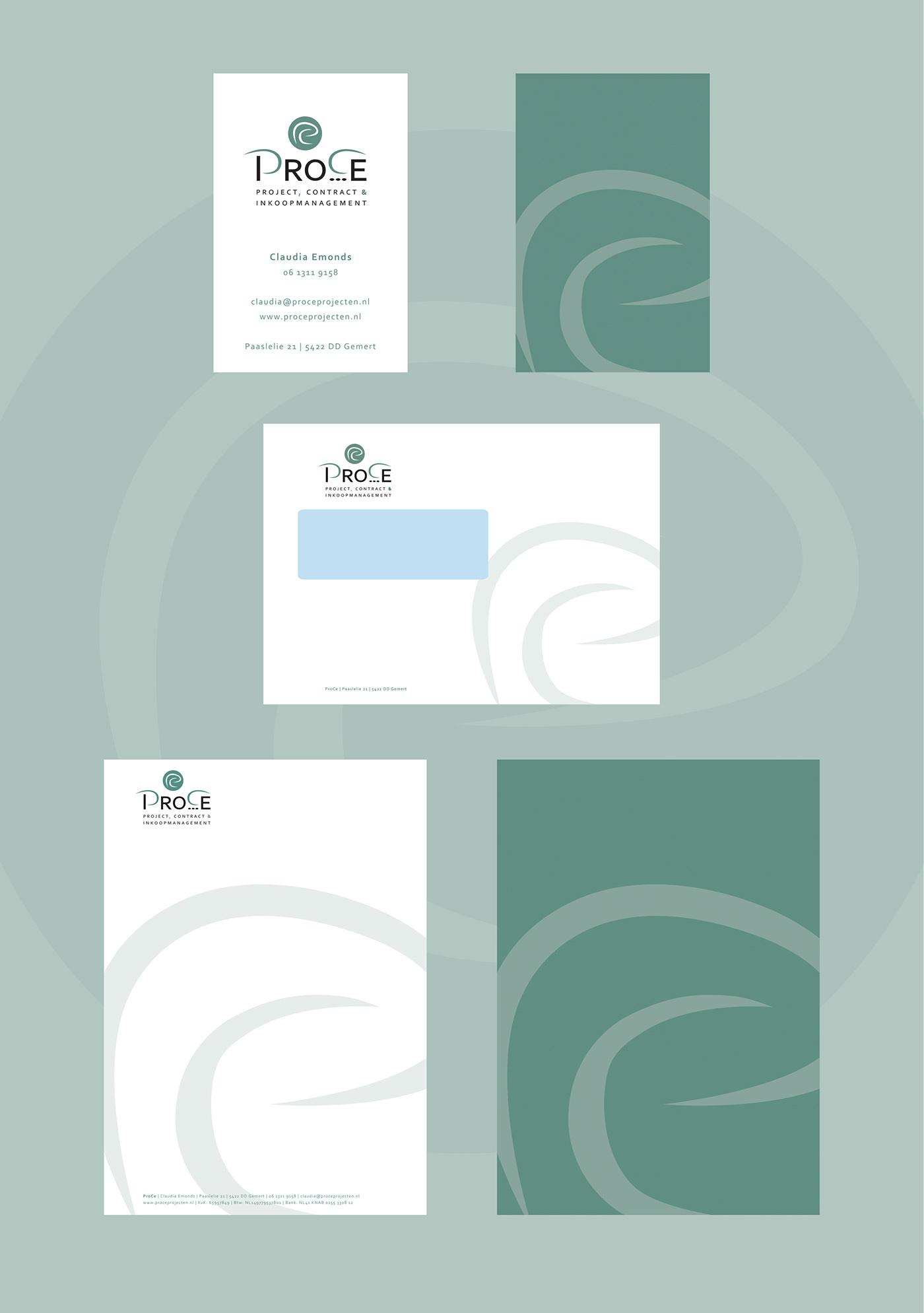 Adobe Portfolio Logo Design branding  huisstijl vector Illustrator graphic design  ontwerp grafisch vormgeven