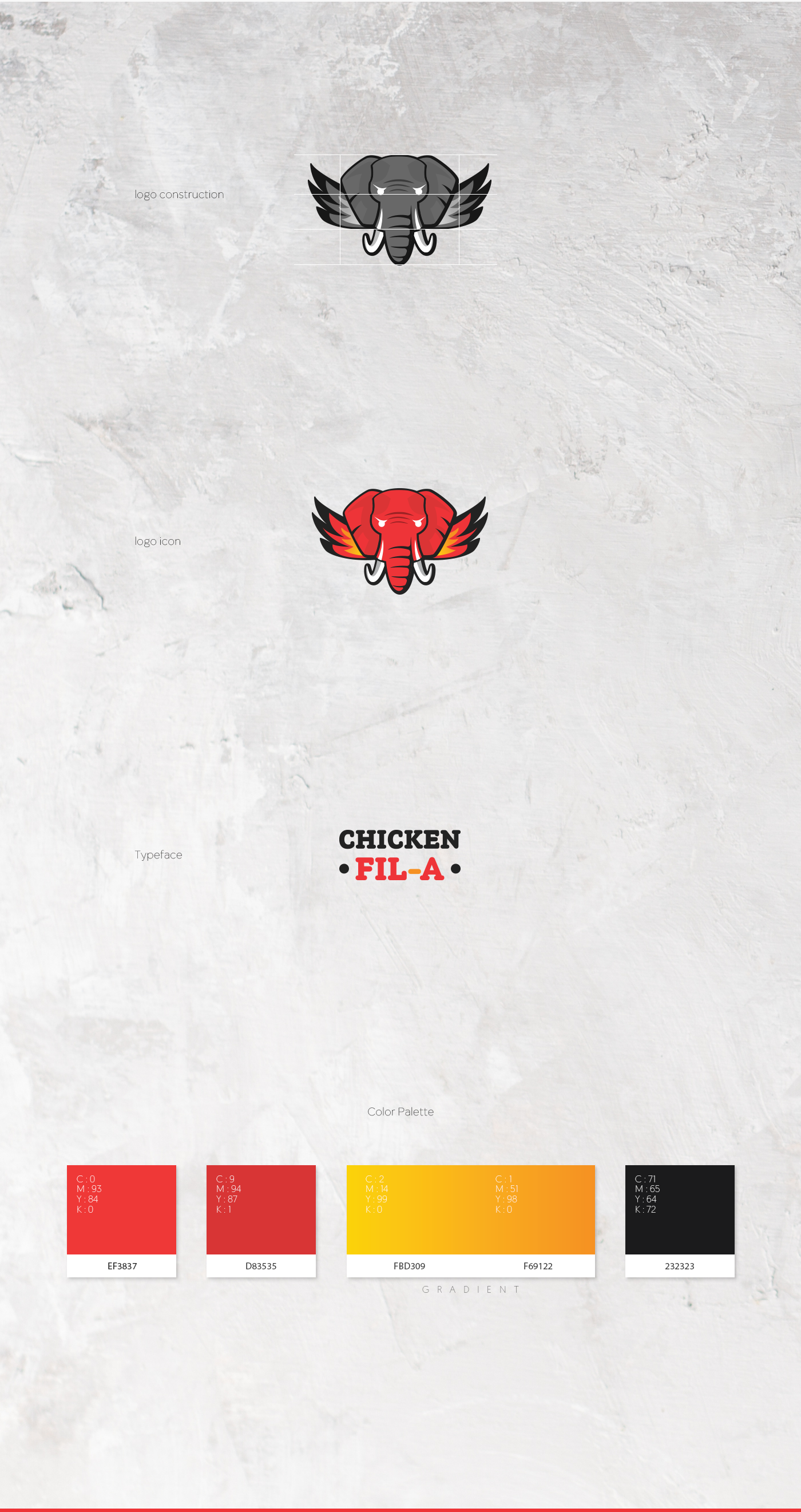 CHICKEN FIL A chicken MacDonalds Food  marketing