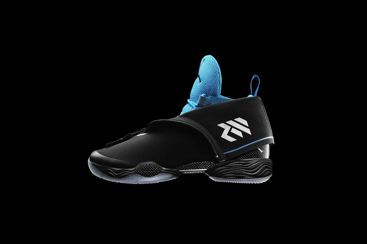 Nike basketball jordan russell Westbrook logo identity NBA