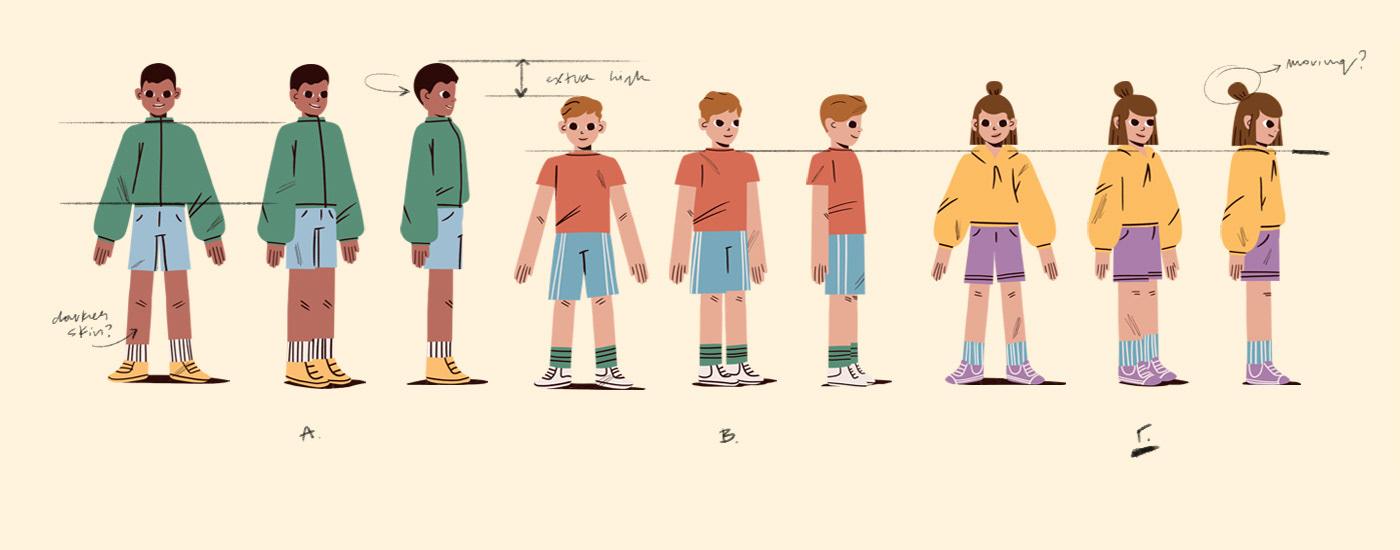athens Cel Animation football Greece ILLUSTRATION  kids mellow motion design soccer till noon