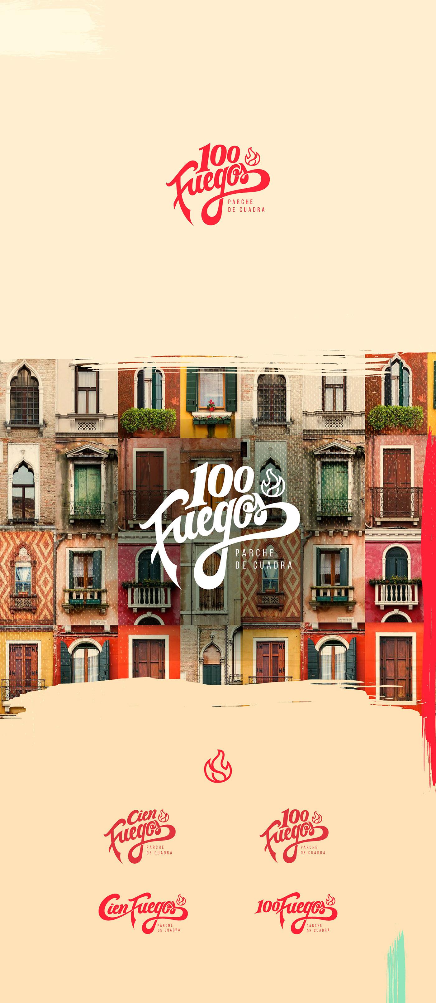 branding ,marca,brand,bar,girl,colombia,cuba,latina,Caribe,Illustrator