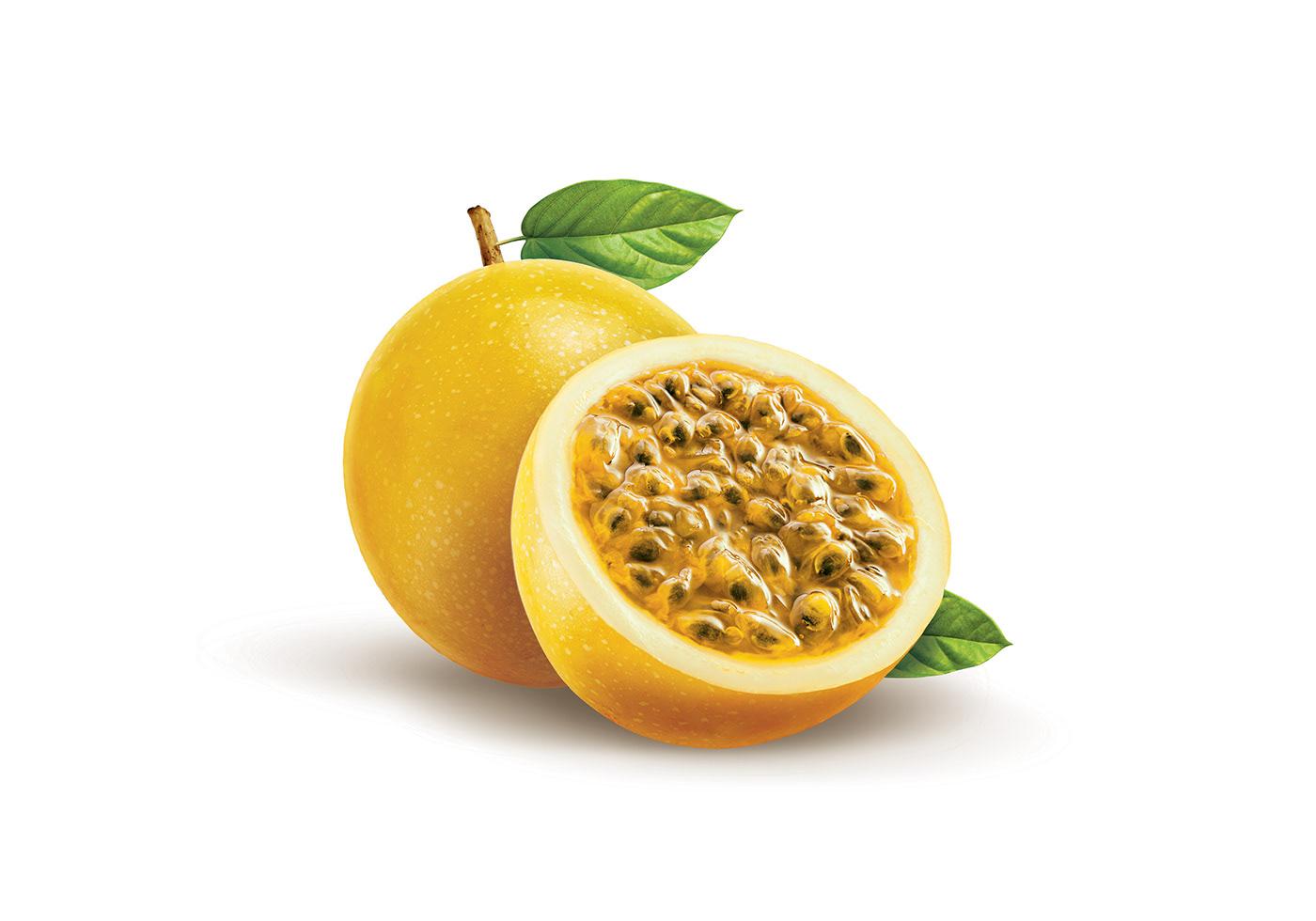 Image may contain: food, lemon and banana