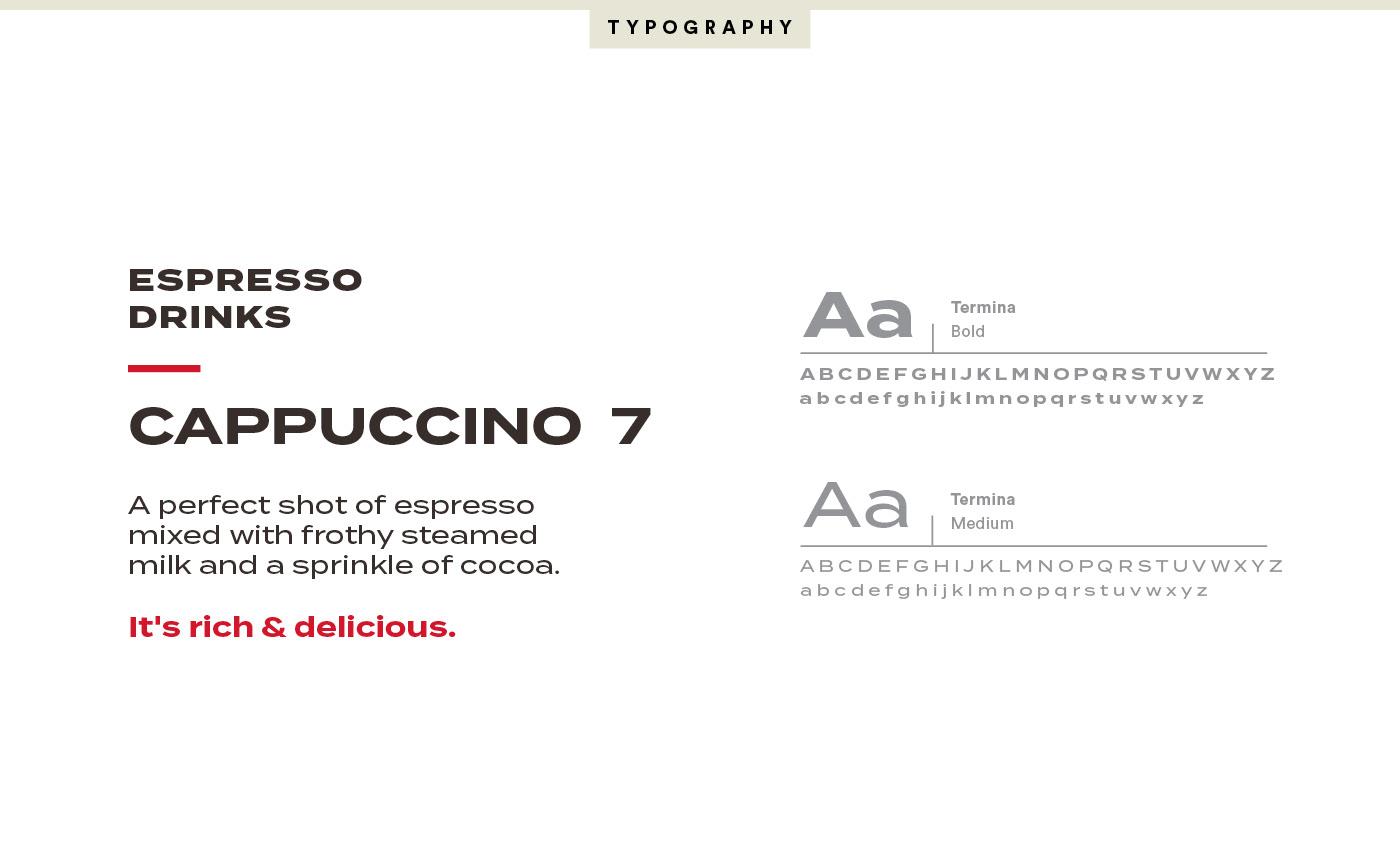cafe Coffee coffeeshop franchise javatime pattern Rebrand red saudiarabia Tagline