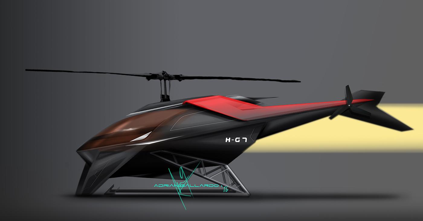 helicopter Helicopter Design chopper Copter Vehicle Design Transportation Design concept design