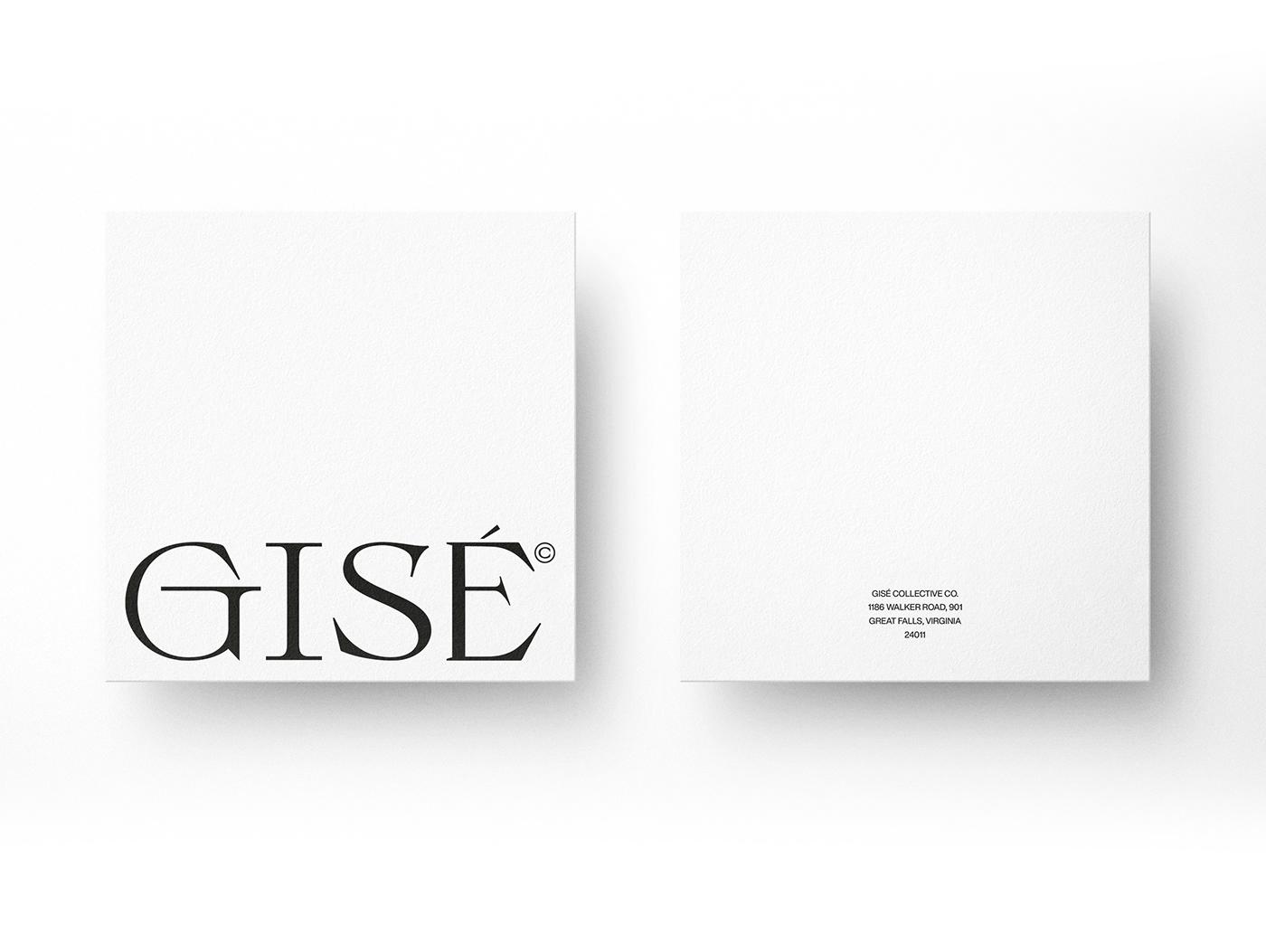 symbol logo branding  brand identity elegant Fashion  modern serif type