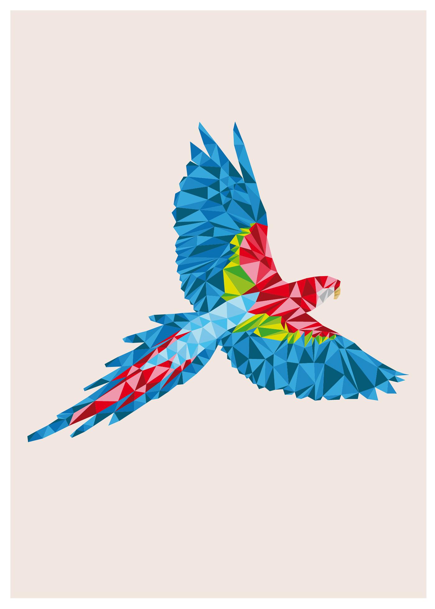 有創意感的15款幾何設計欣賞