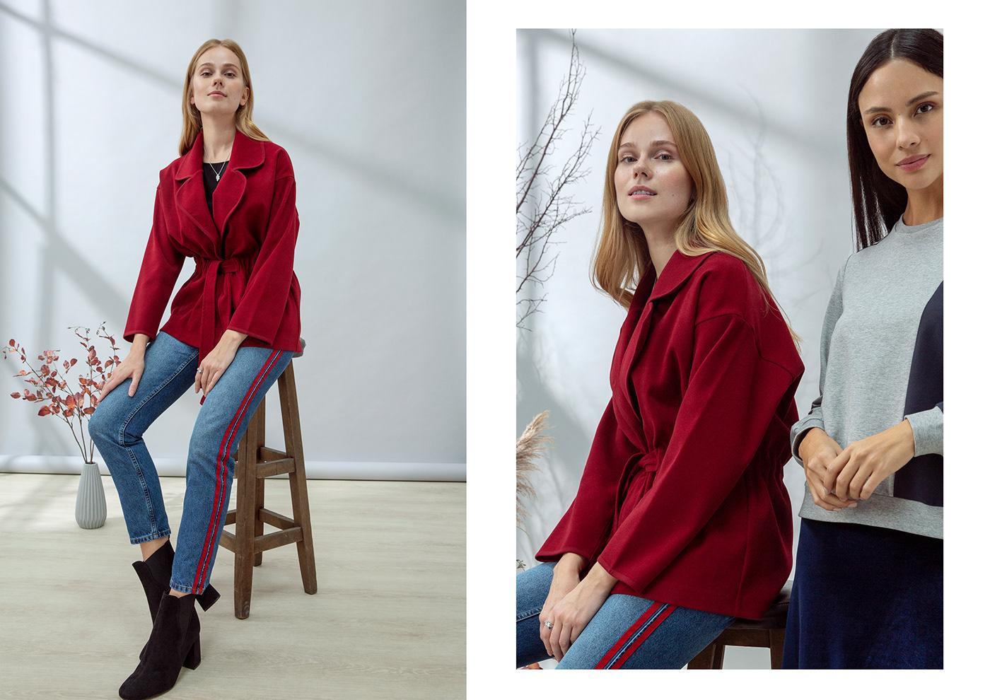 tchibo katalog moda Fashion  editorial 85/90 projects burcumbaygut burcum baygut