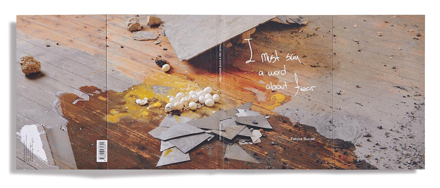 art book design contemporary art editorial design  esen karol