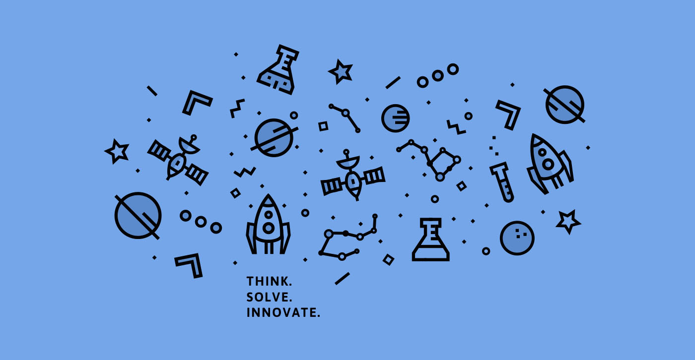 labs,Playground,innovation,branding ,Technology,software,development,IT,Space ,rocket