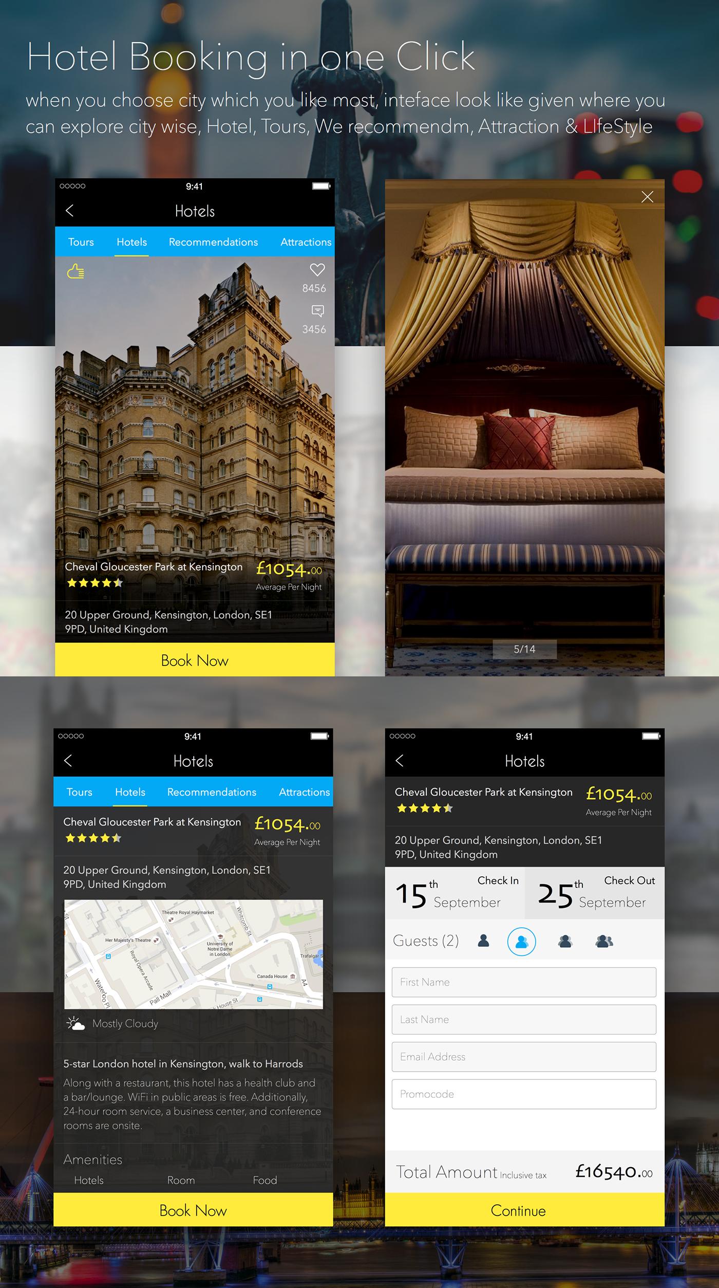 travel application booking online Mobile Travel App mobile booking Travelling lifestyle app mobile marketing   design