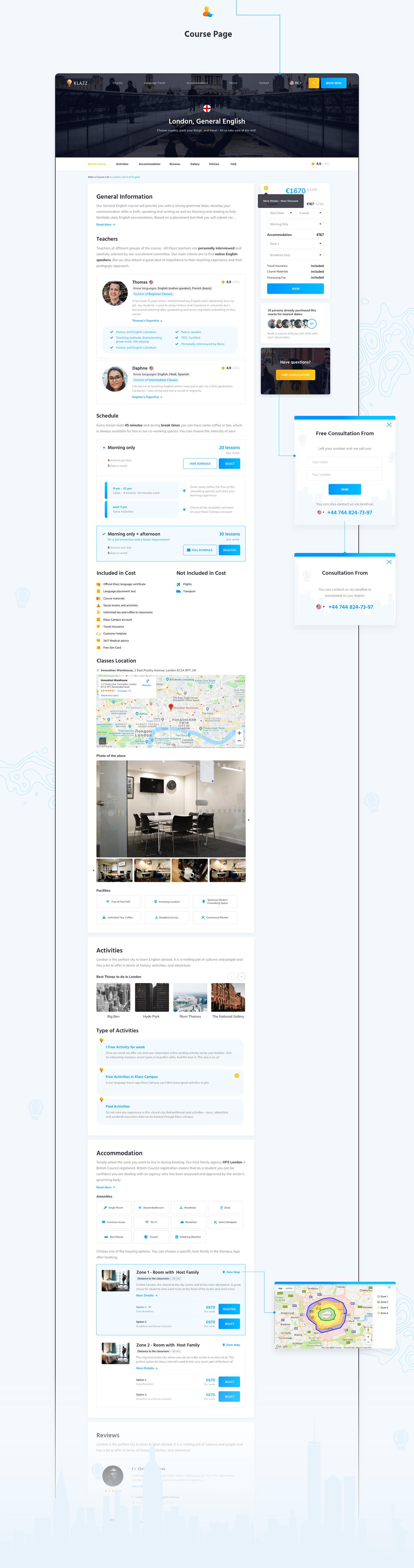Web design UI ux Platform Webdesign Interface mobile user experience Website
