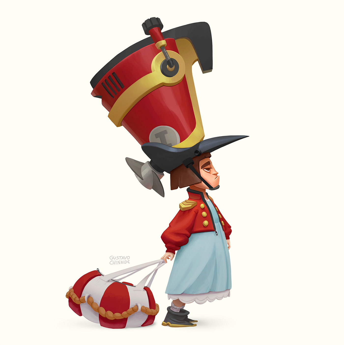 animation  cartoon Character Character design  stylized Visual Development