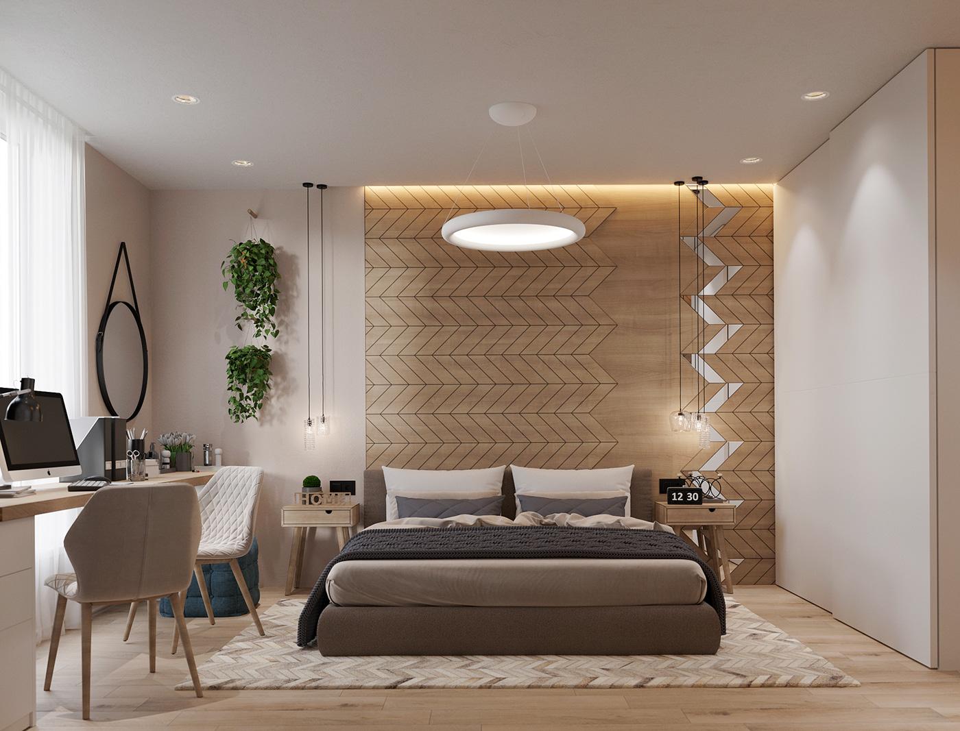 極美的44個臥室設計欣賞