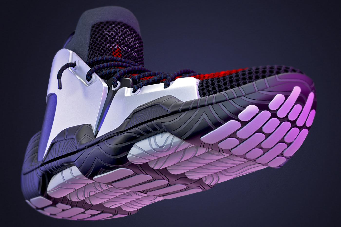 Nike adidas Fashion  design Starwars star Wars future shoes sneaker