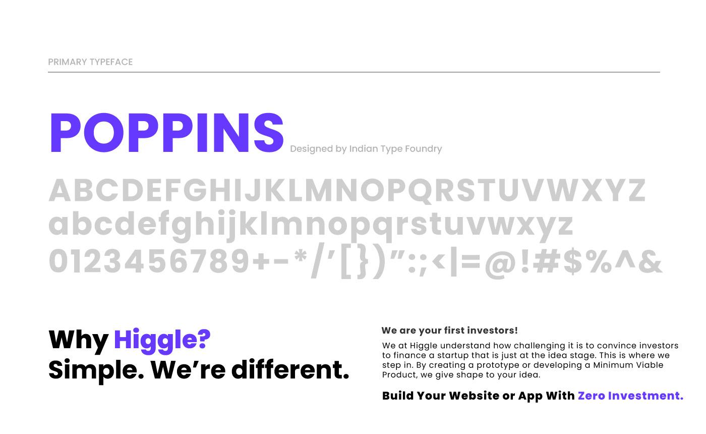 Higgle fonts