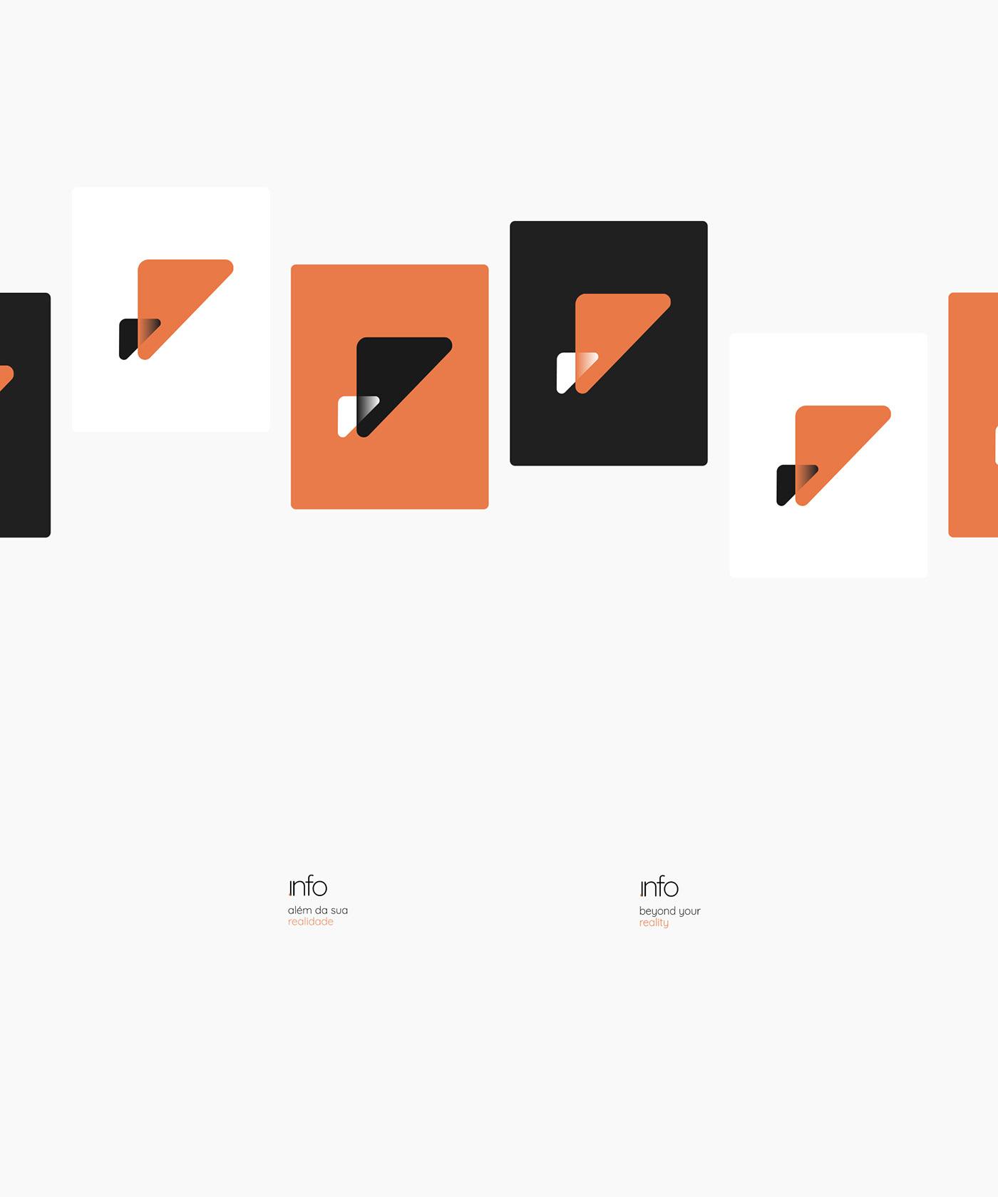 audiovisual branding  Keyvisual UI UI/UX ux Direção de arte identity logo ArtDirection