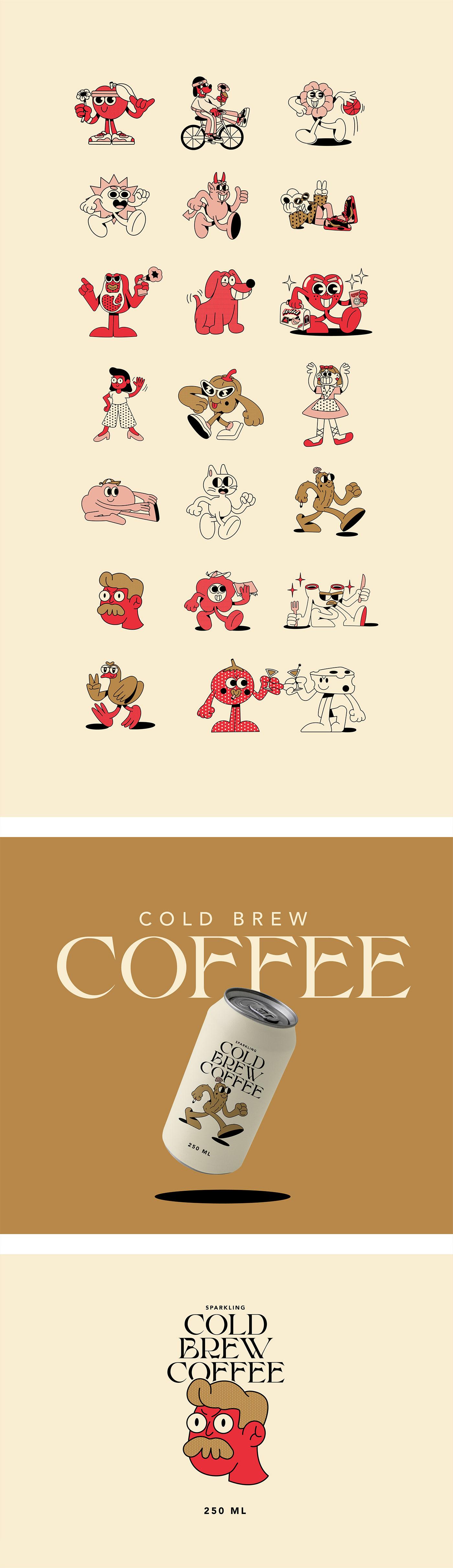 Character characterdesign design Digital Art  diseño graphicdesign ILLUSTRATION  Illustrator ilustracion vector