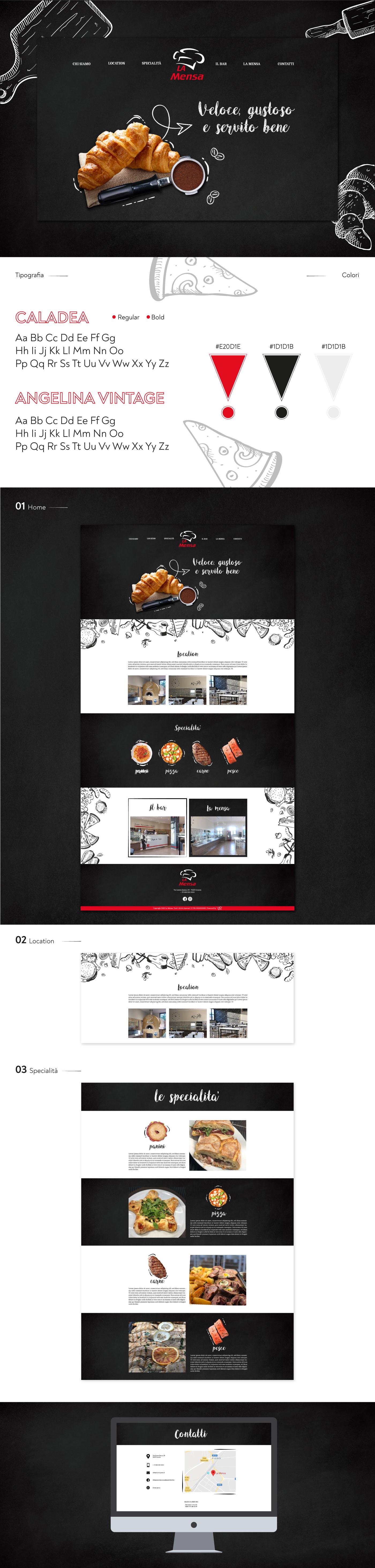 design graphic Website