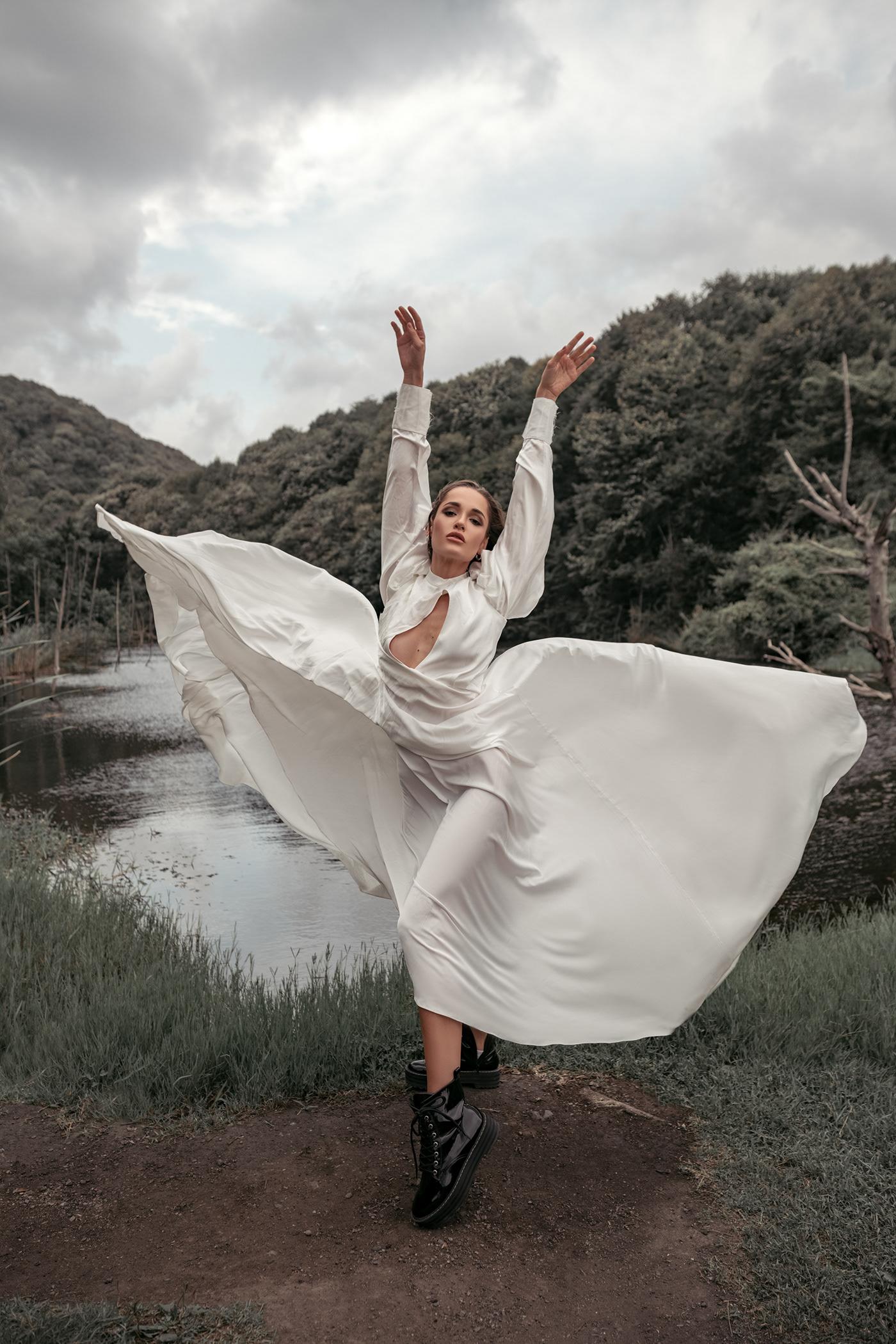 dress editorial Editorial Shoot Fashion  fashion editorial fashion photography retoucher woman portrait