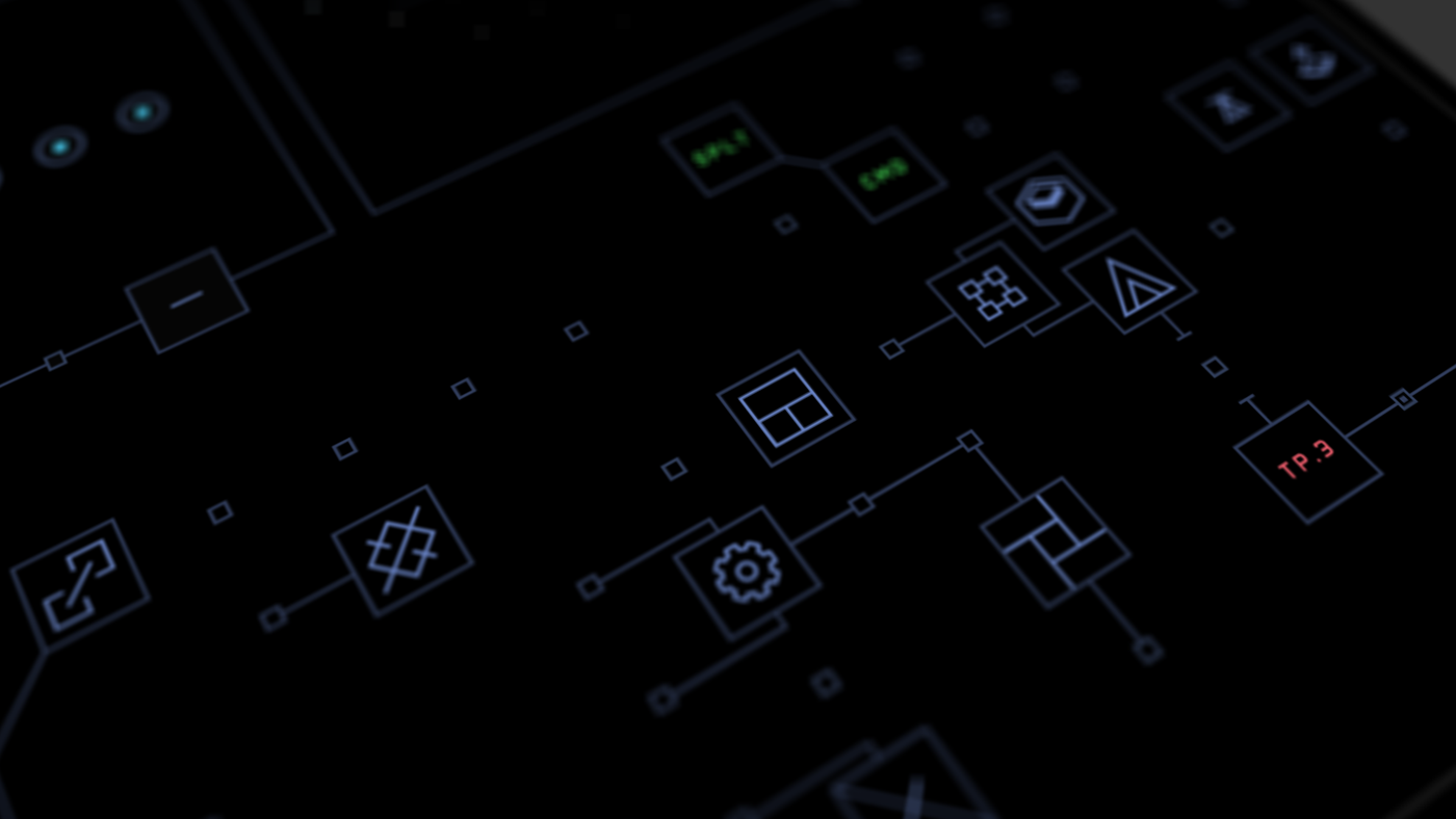 Screen Graphics Design animation