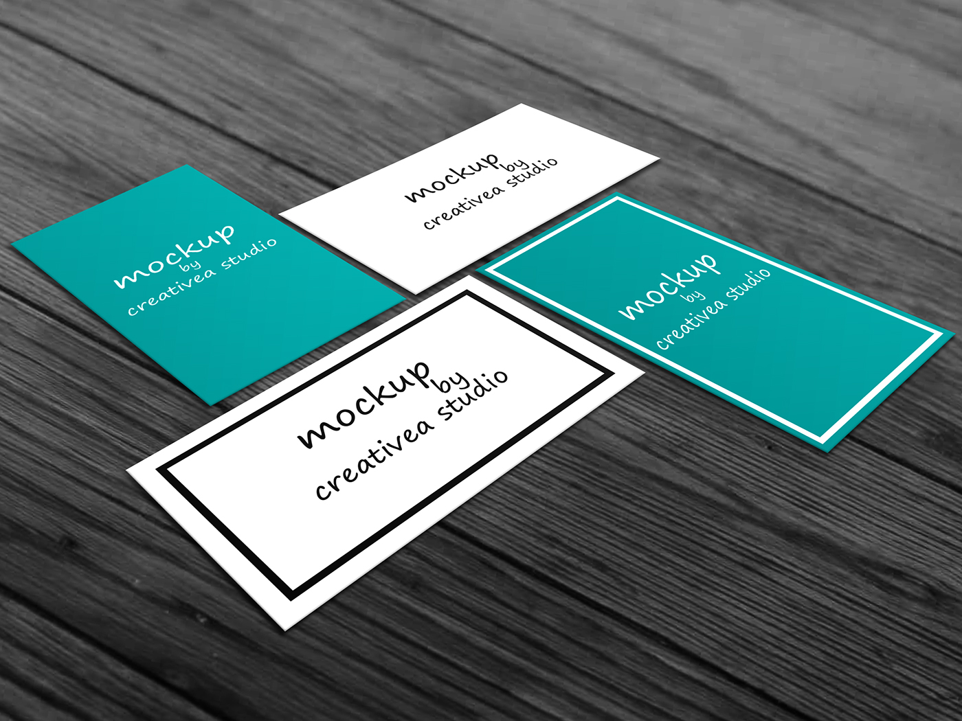 business card mockup free download on behance