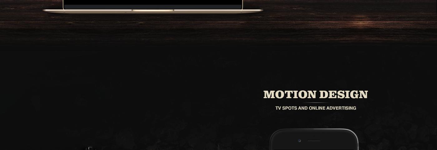 jack daniel's development design microsite online marketing banners marketing campaign motion design