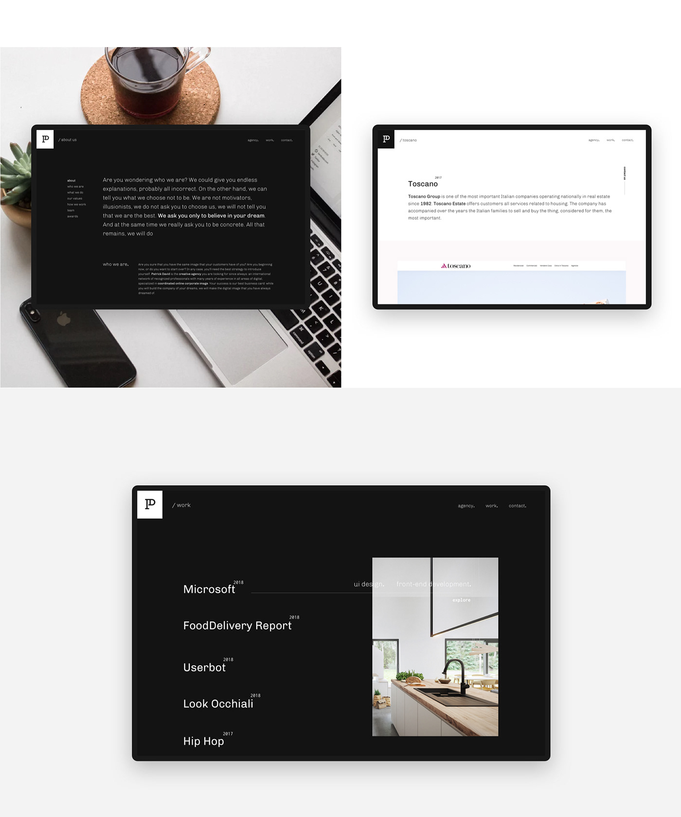 web agency Website Web design minimal Web Design  inspiration UI/UX typography   branding