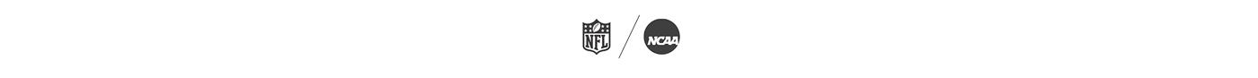 Nike Marcou NCAA football helmets tri-blend nfl Glove