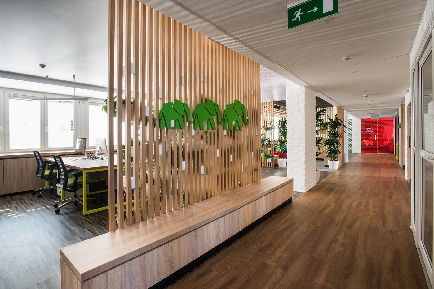 極美的47款辦公室設計欣賞