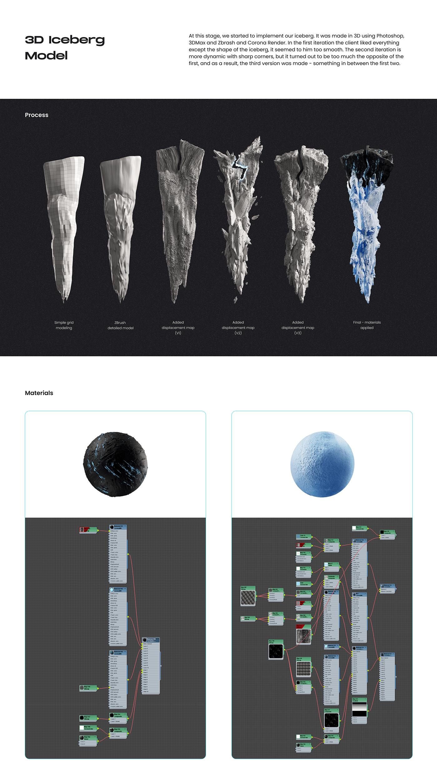 3D animation  branding  crypto design modeling motion design nft