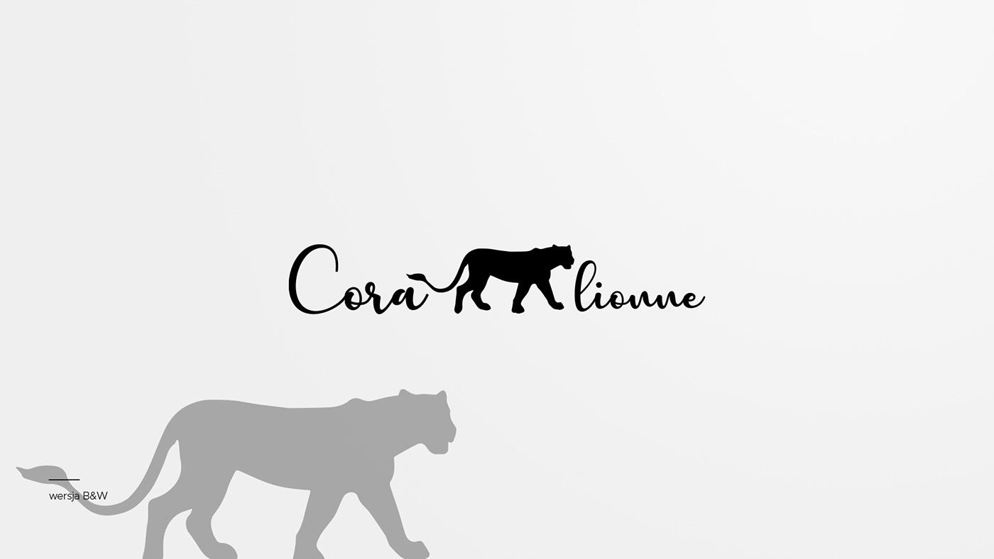 brand company Coralionne logo butique Clothing