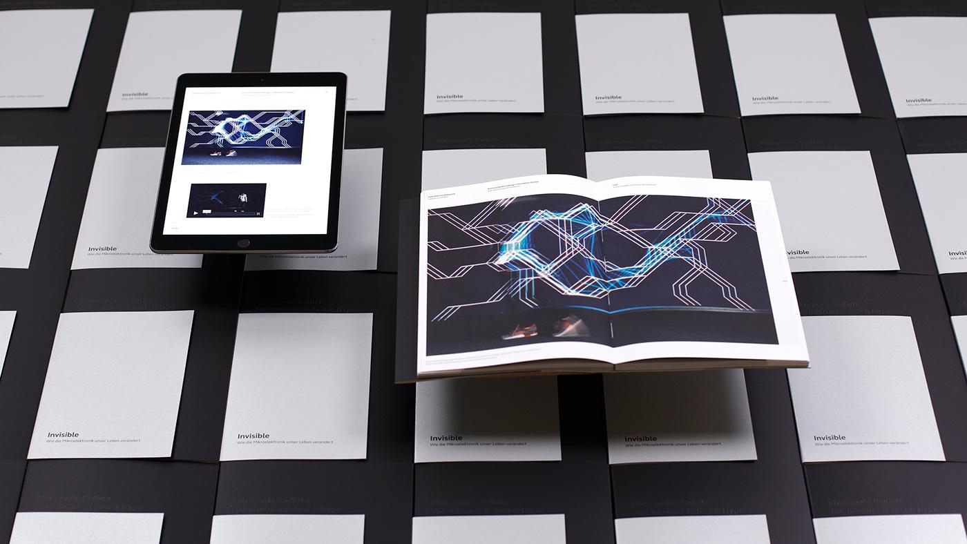 exhibition catalogue app iPad ios