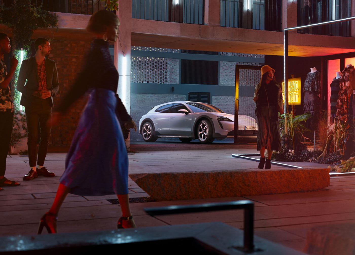 automotive   CAPE TOWN PRODUCTIONS Cars G&P grabarz & partner oliver paffrath Porsche transportation