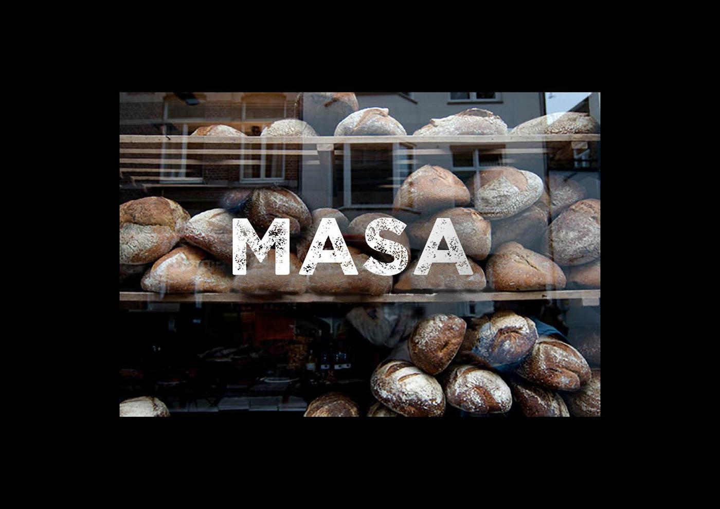 panaderia local alimentación backery masa identidad