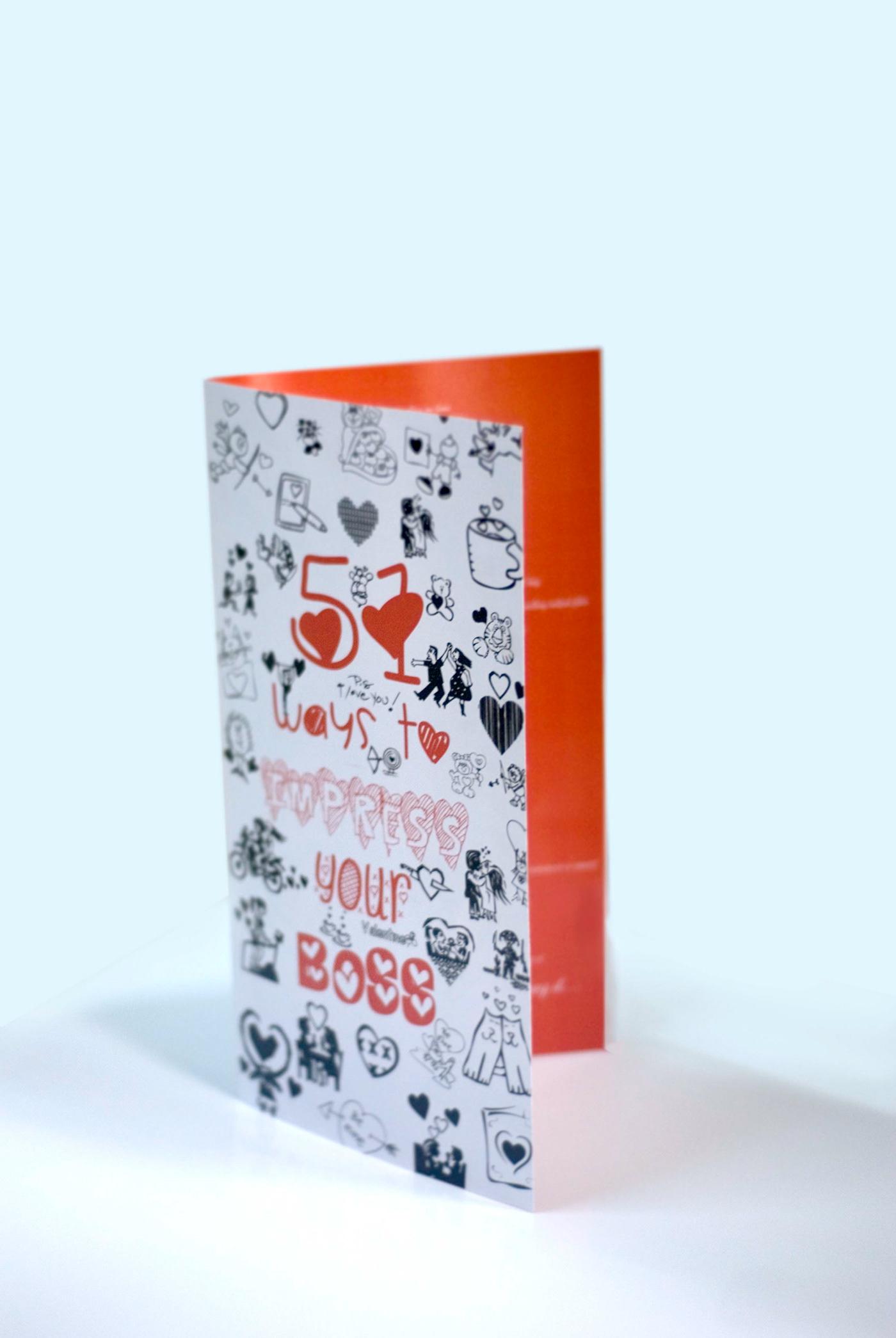 有獨特感的24款生日卡片設計欣賞