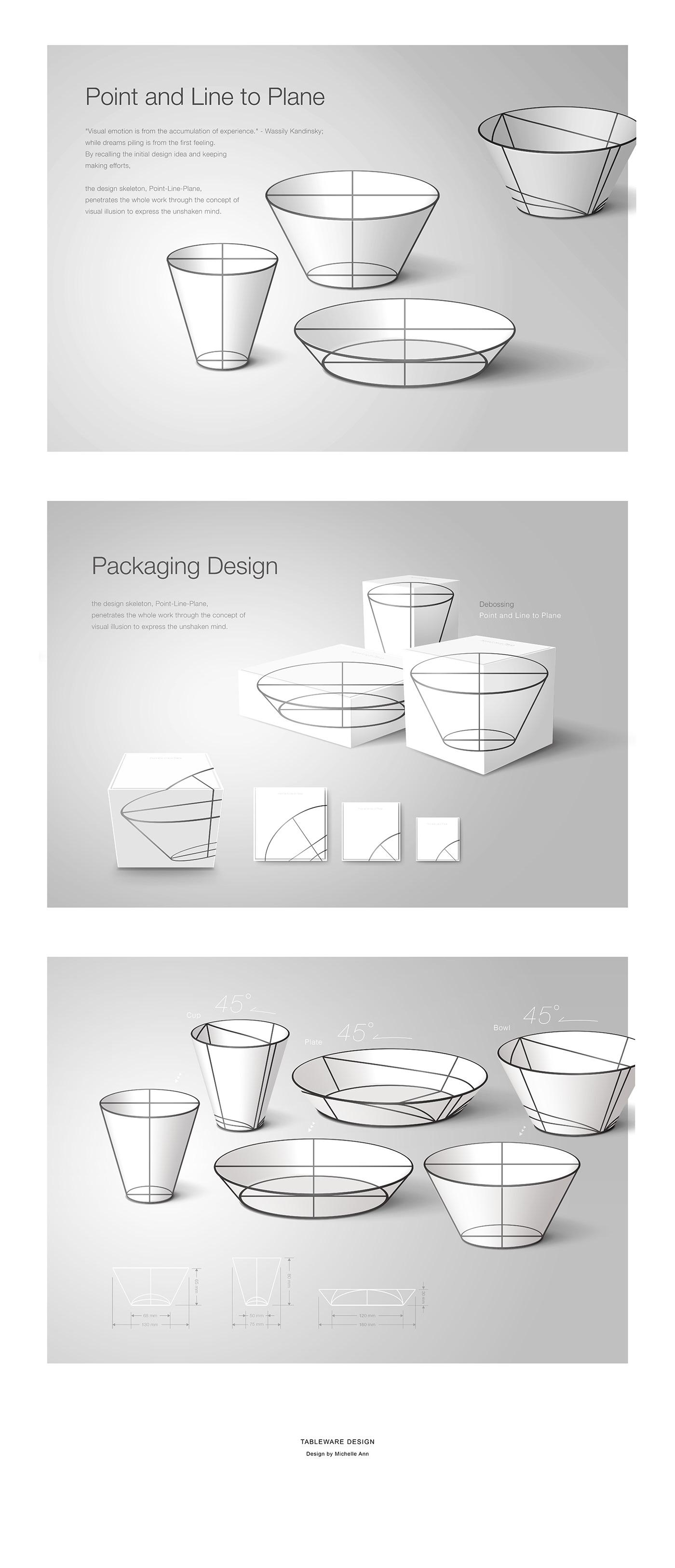 有獨特感的23個餐具包裝設計欣賞