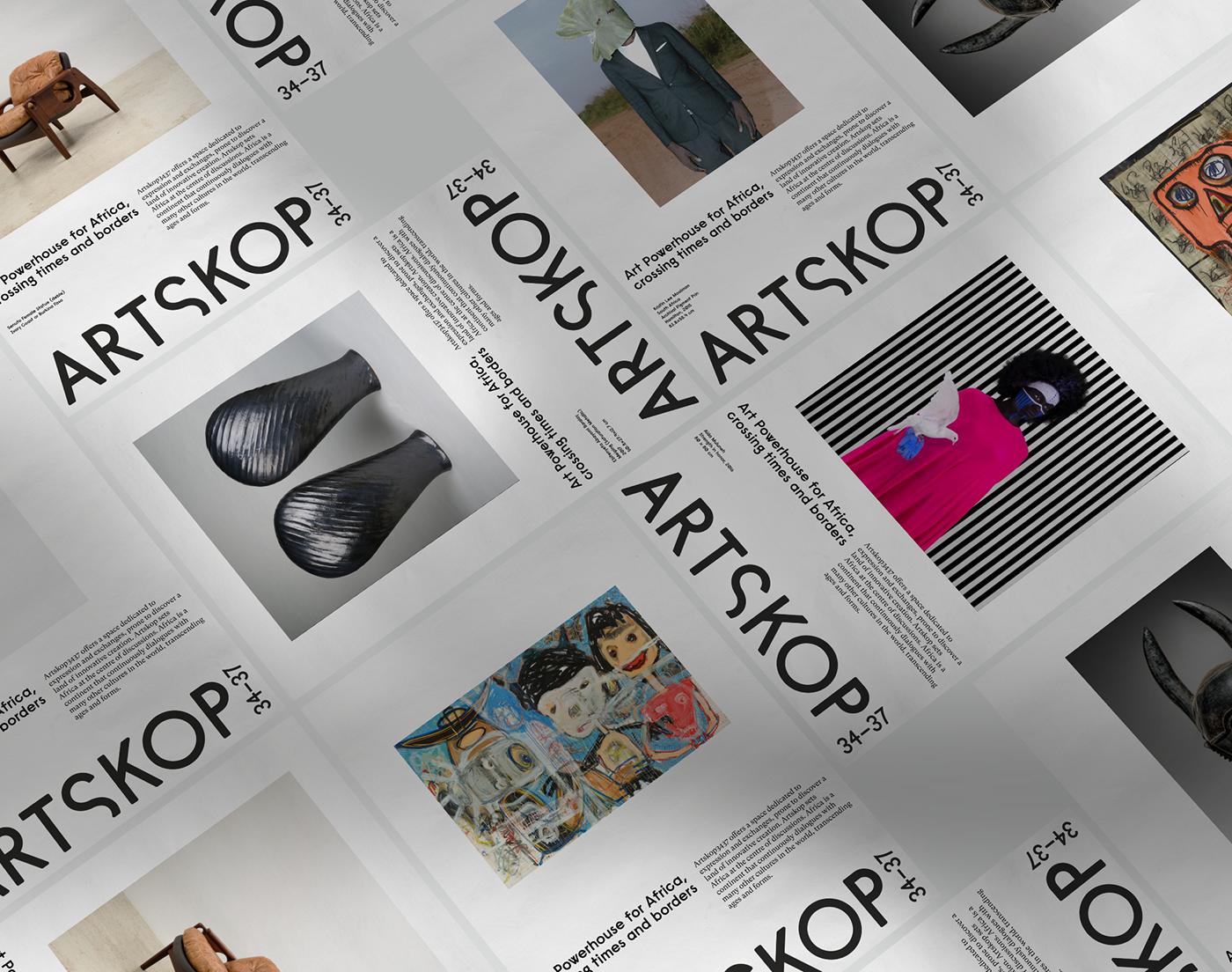 art africa media magazine contemporary art culture cultural Paris