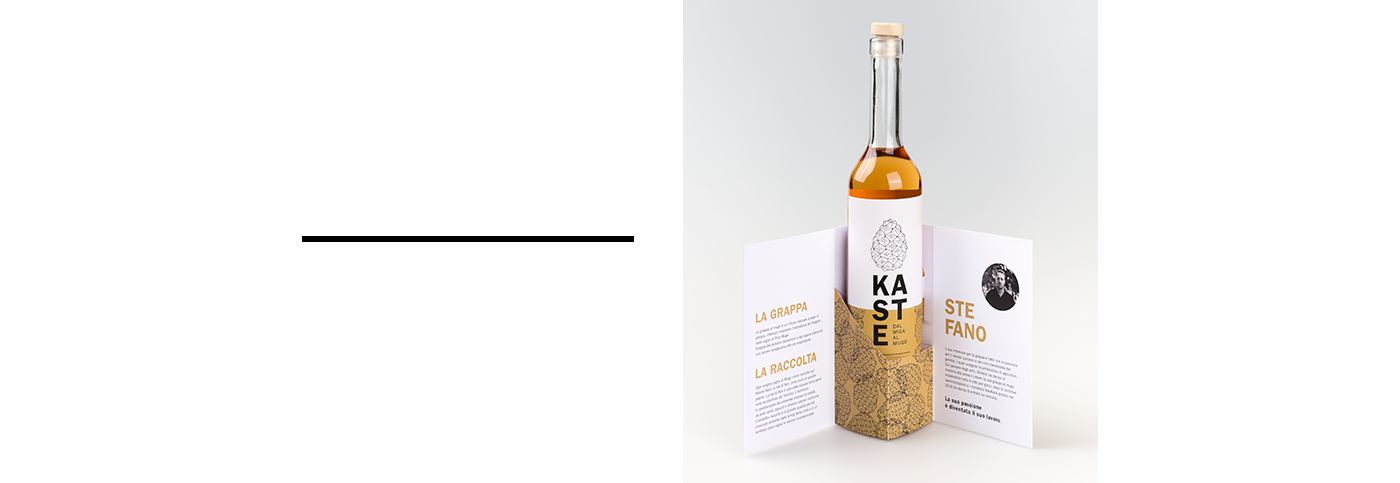Logo Design grappa label design Label Webdesign brochure brand identity wordpress Mugo visual