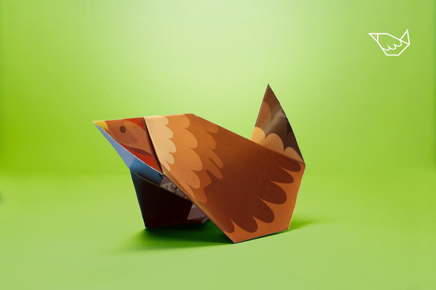 Отпуске, картинки оригами прикольные