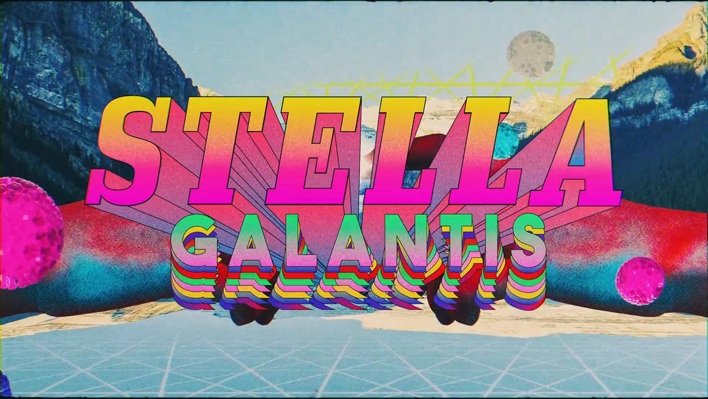 colors DANCE   fantasy Flowers fonts Galantis Love pop Stella tipografia