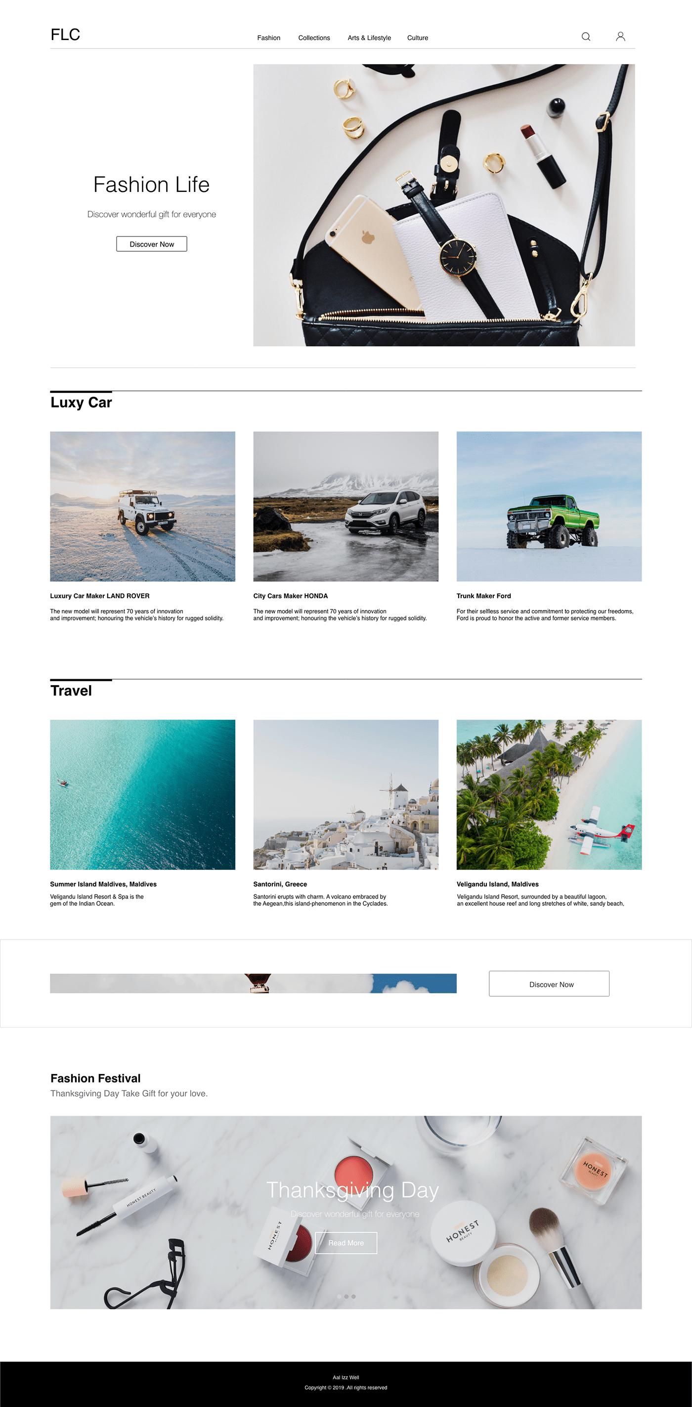 UI ux Web Design  Interaction design  brand visual design visual arts  Brand Design Web Fashion