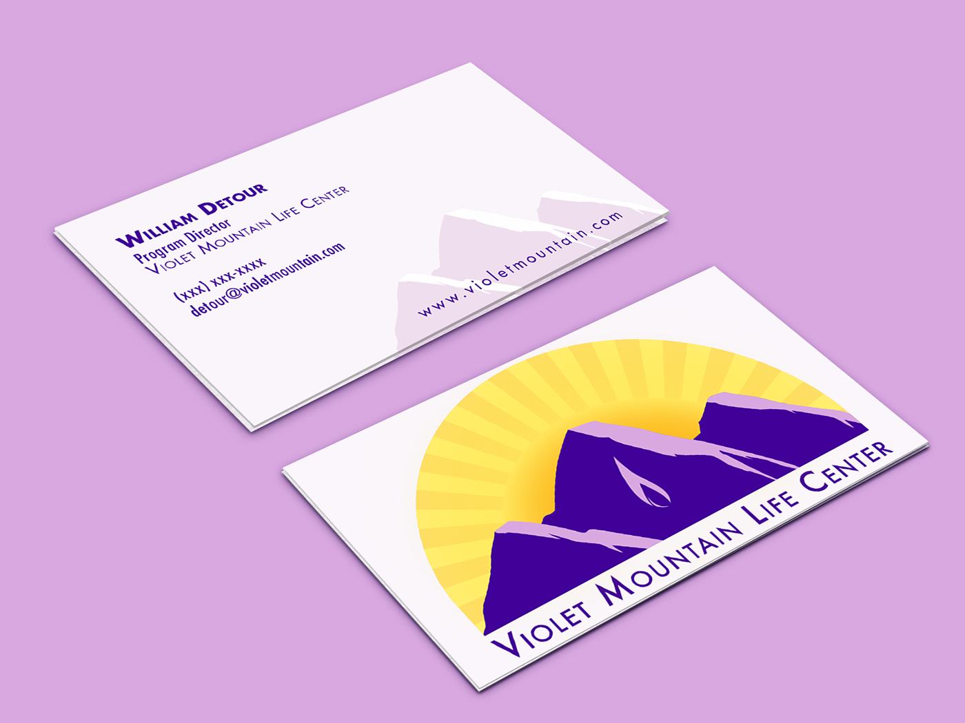 Military graphic design  logo Illustrator InDesign Business Cards