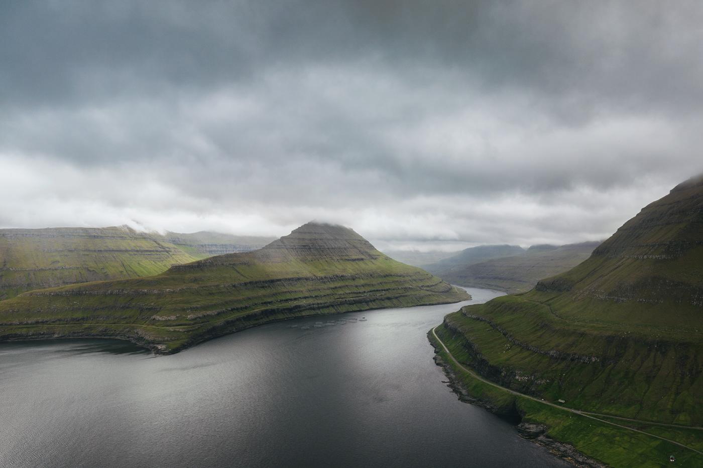 Image may contain: sky, lake and nature