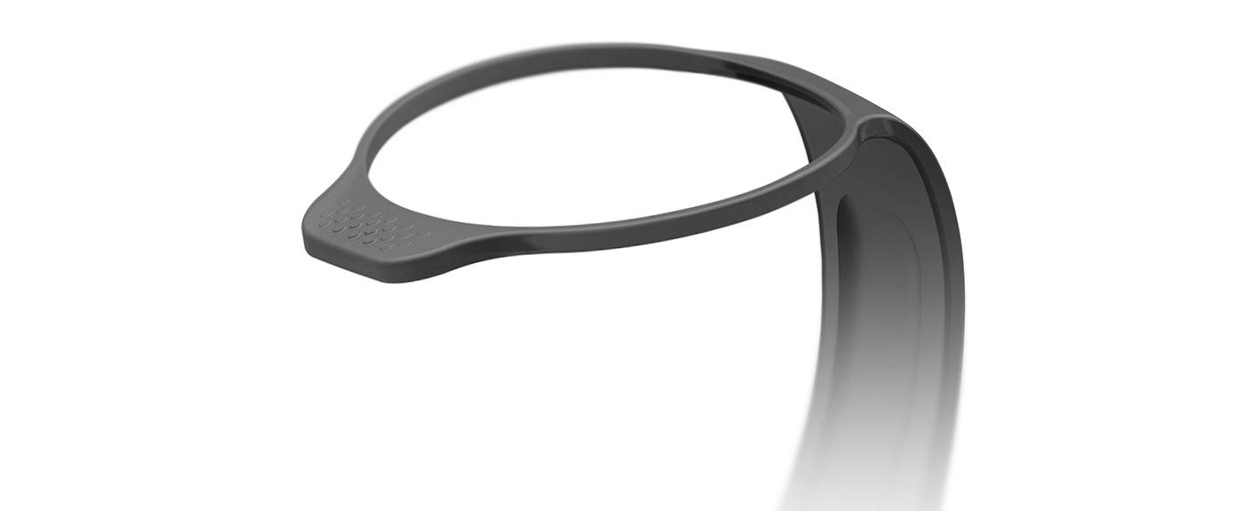 smart watch Wearable watch easy wear apple concept design