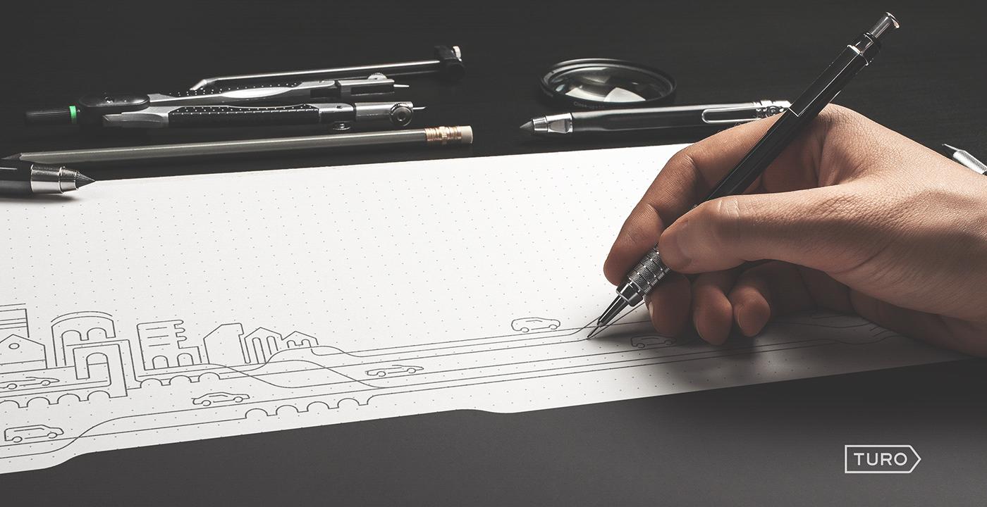 Support Portal FAQ Design UX UI Layout Footer illustration animation car road ui kit design system visual language conversion increase Web Design