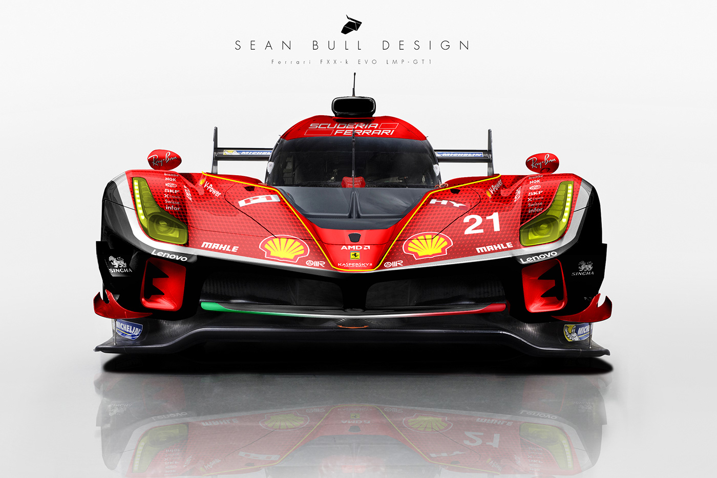 Mercedes Of Warwick >> Le Mans 2020 WEC 'Hypercar' Concepts and Liveries on Behance