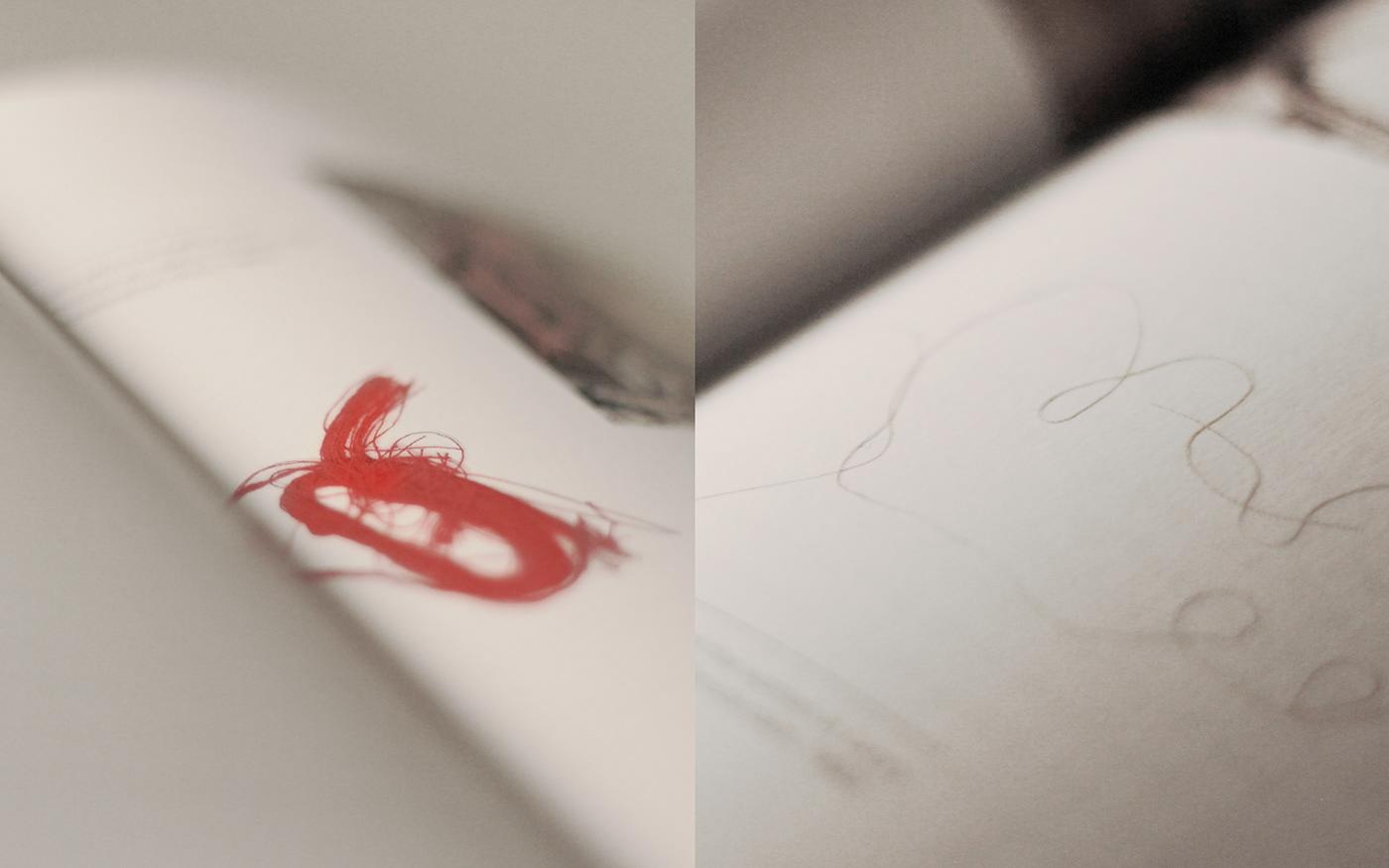 Image may contain: handwriting, drawing and indoor