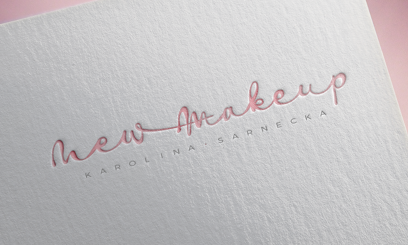 logo logodesign makeup brndv brandovo new logos logotyp projekt logo