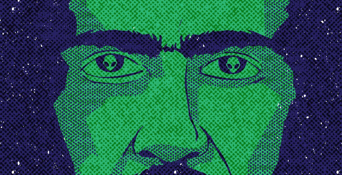 ilutstration music Caetano Veloso ilustrator adobe poster cartaz Ilustração