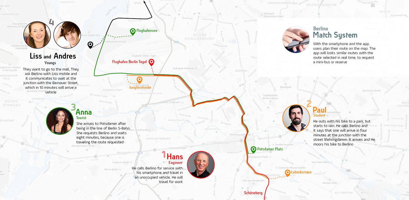 bus concept transportation mobility Urban electric autonomus